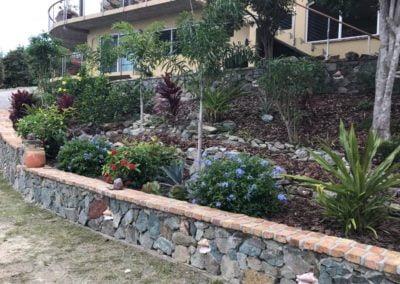 St John US Virgin Islands Landscaping