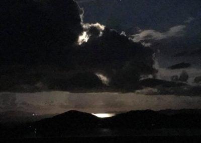 Clouds St John US Virgin Islands