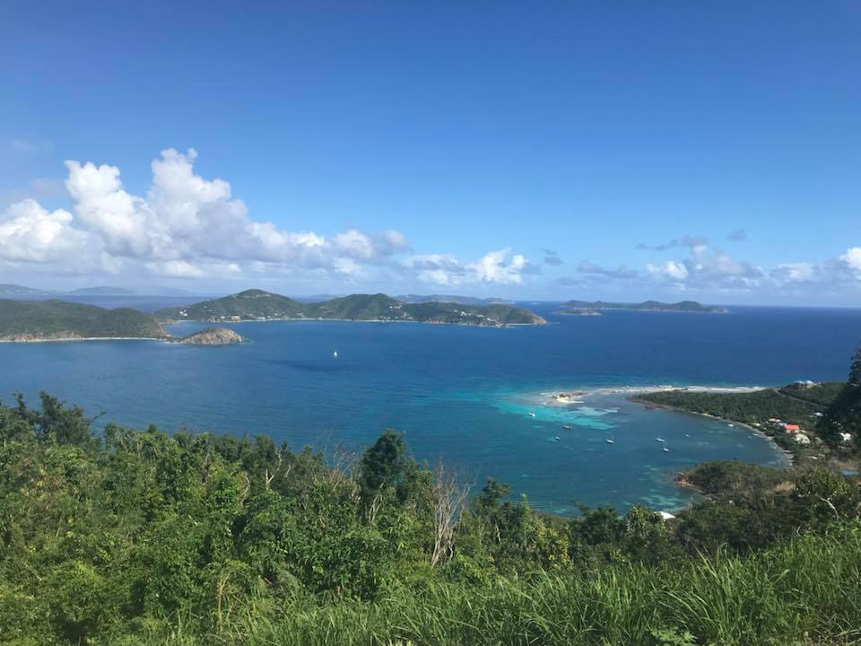 St John US Virgin Islands Ocean View