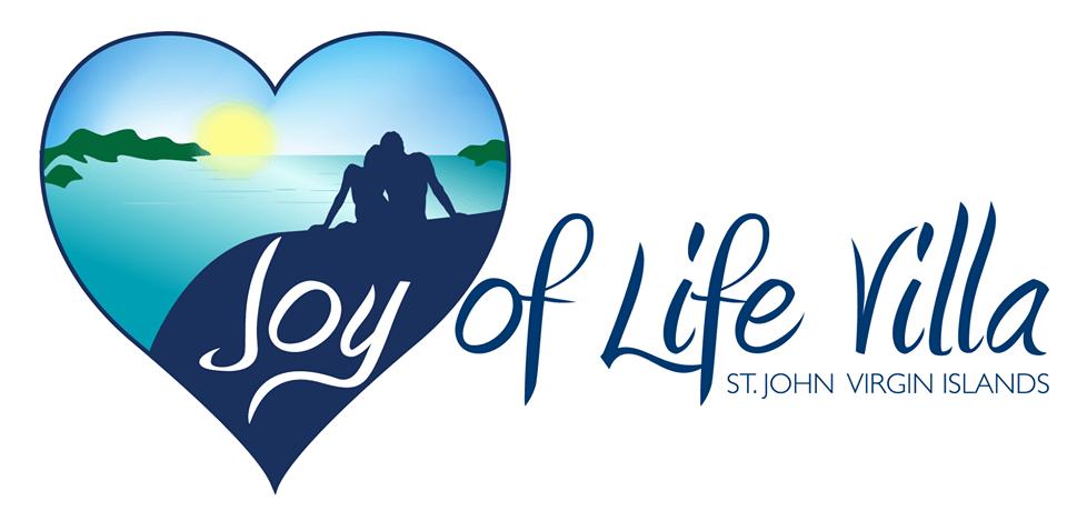 joy of life villa st john logo