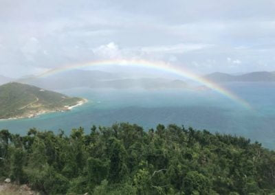 rainbow view st john us virgin islands