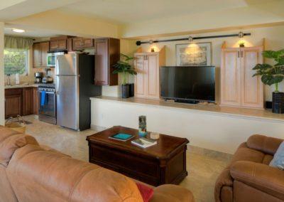 Joy of Life Villa Living Room