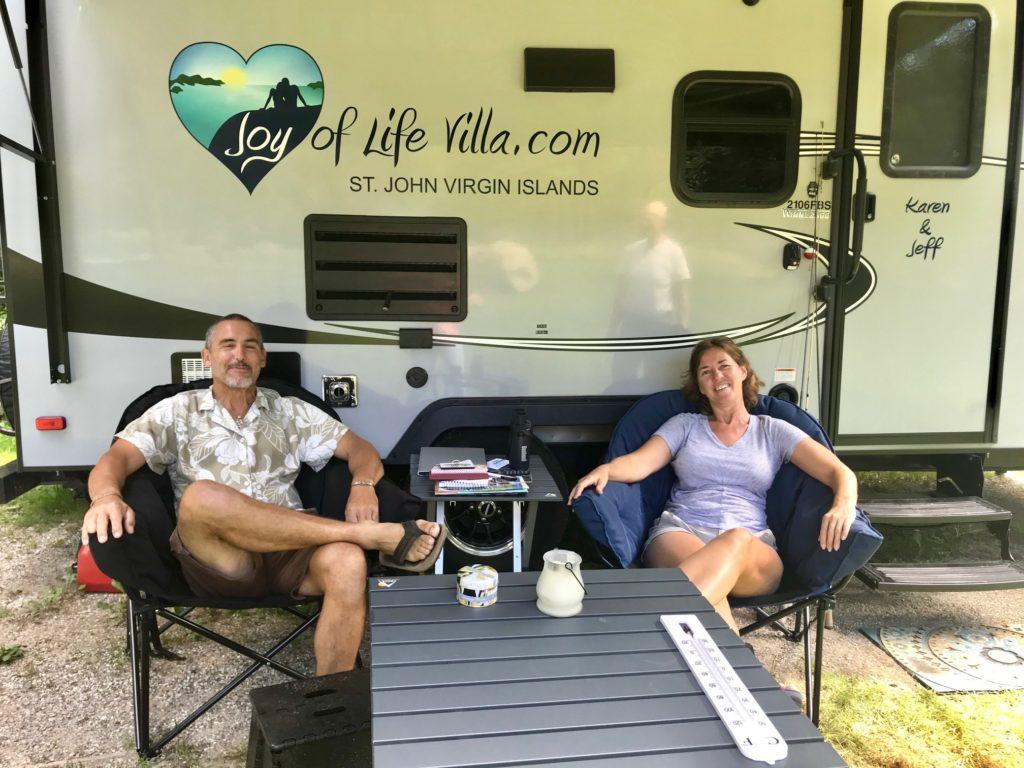 Joy of Life Camper