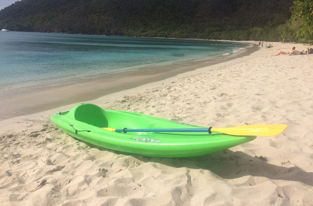 Joy of Life Villa Kayak at the Beach